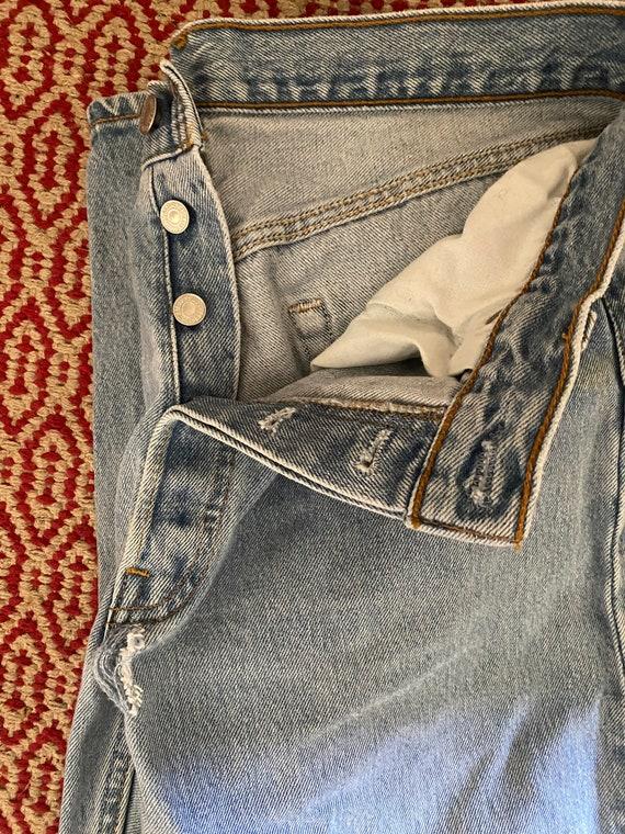 Vintage Levis 501