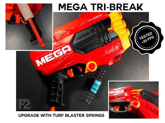 Nerf Mega Tri-Break (w/ 10kg Turf Spring)