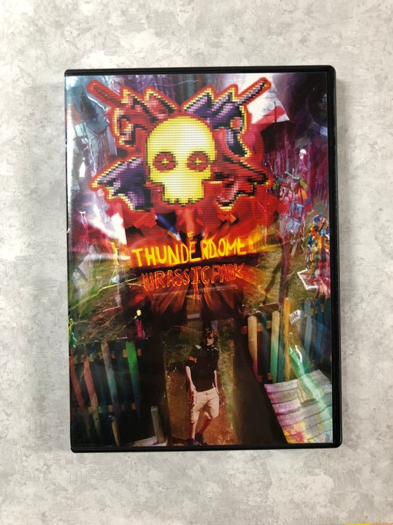 Thunderdome Documentary DVD