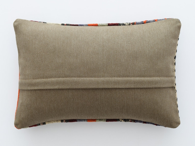 rug pillow lumbar cover 12x18 turkish pillow case moroccan pillow 30x45 carpet pillow cover southwestern tribal berber boho pillow cover