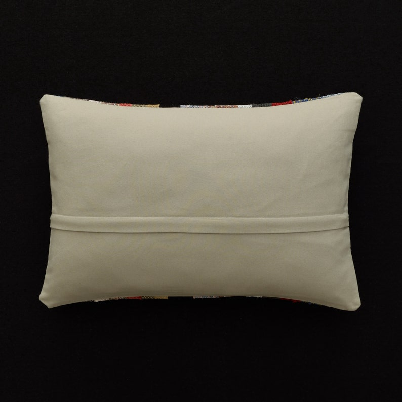kilim lumbar pillow cover 16x24 moroccan pillow moroccan cushion 40x60 kilim pillows kussenhoes kissen marokko tribal cushion rug pillow