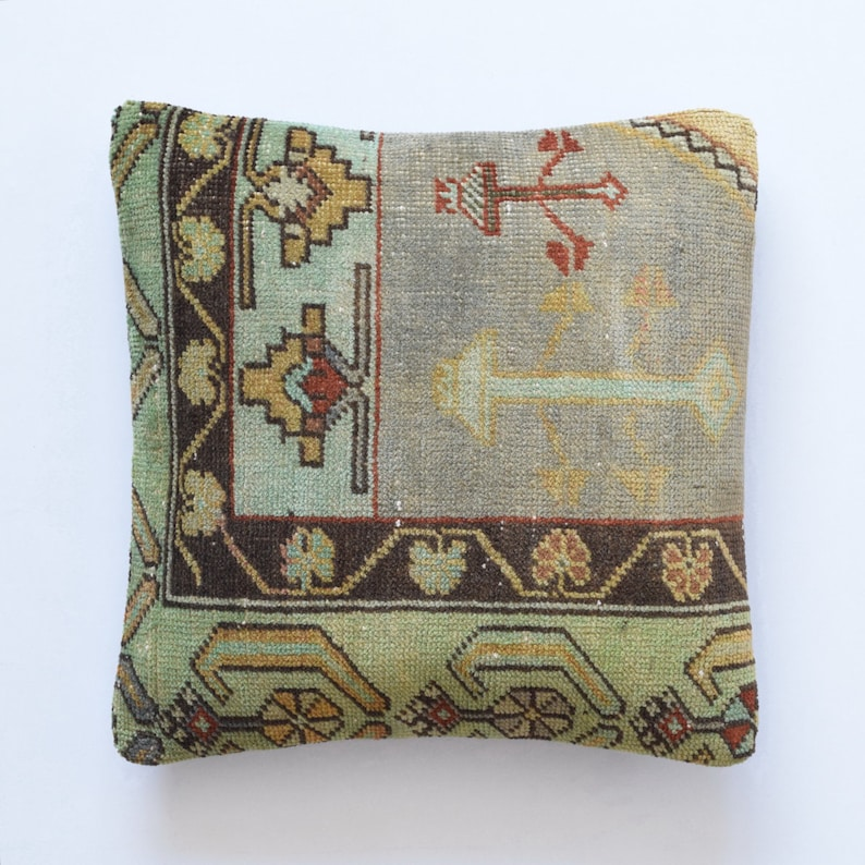 Etsy Cuscini.Kilim Pillow Carpet Pillows Carpet Pillow Carpet Pillow 16 X Etsy