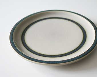 Stoneware lunch plate 'Tema' from Bing and Grøndahl