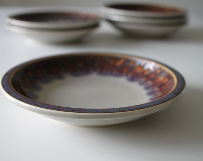 Stoneware bowl 'Mexico' from Bing and Grøndahl
