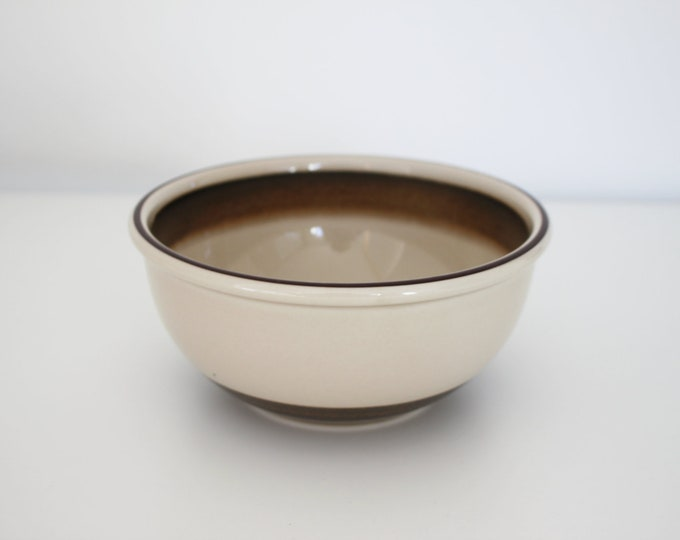 Stoneware Bowl (Peru 312) by Bing and Grondahl