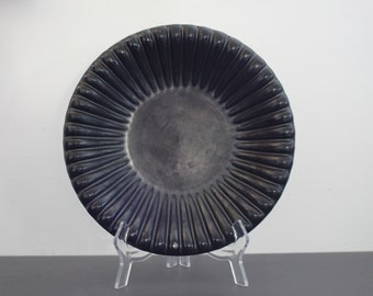 Michael Andersen & Son vintage black dish from 1960's (3963/2)