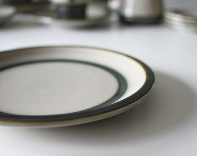Stoneware dinner plate 'Tema' from Bing and Grøndahl