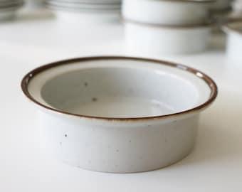 "Stoneware bowls ""Brown Mist"" by Niels Refsgaard, Dansk Designs"