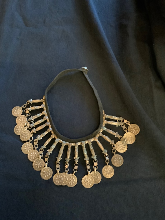 African Bib Choker Collar, Museum Quality African