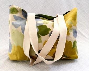 3bd5907506 Velvet shoulder tote