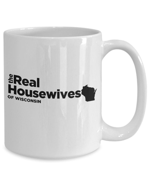 Real Housewives 11 Oz and 15 Oz Mugs Real Housewives of New York Mugs