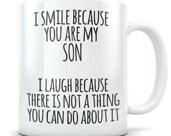Gift for Adult Son Details about  /Funny Son Coffee Mug Son Cup Son Birthday Gift