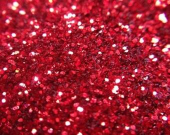 Custom Glitter Poison Apple Studs