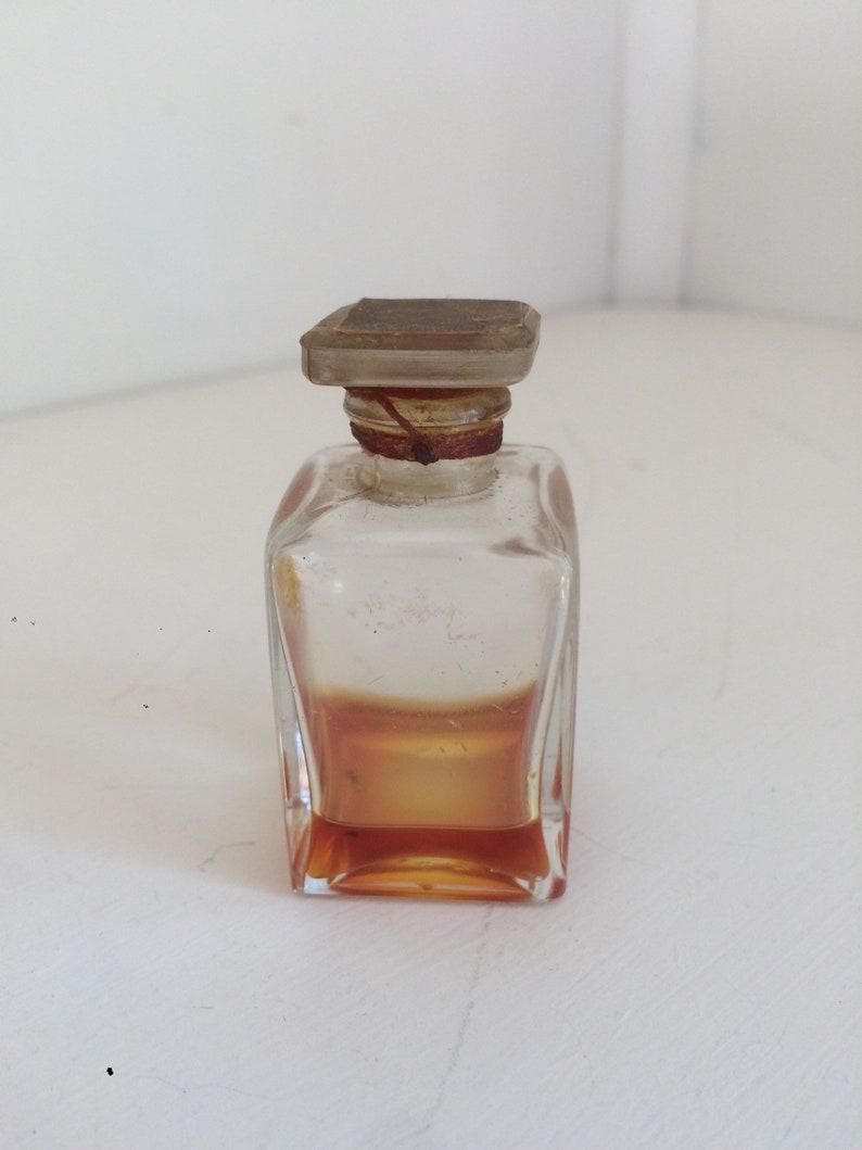 Vintage Galopin De Bouteille De Parfum Fragonard Années 1950 Etsy