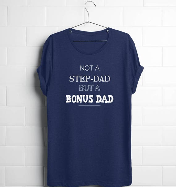 2d7075a46 Step dad Step-Dad Gift Father's Day Stepdad Not A | Etsy