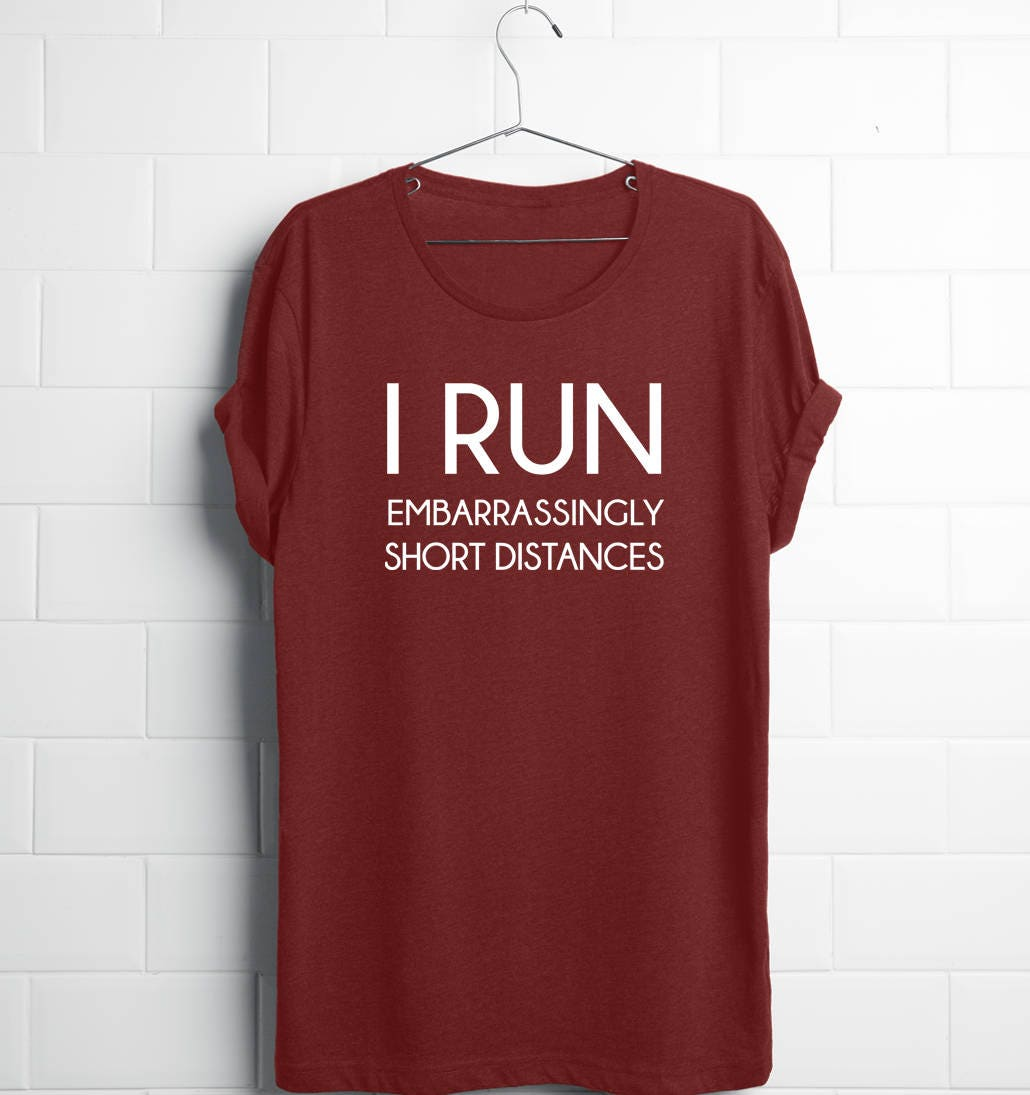 Cool Running Shirts With Sayings