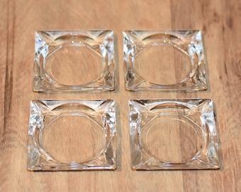 Vintage Glass Ashtrays