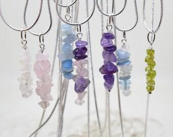 Rock Candy Pendants