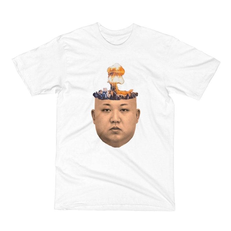 Un T Divertenti GrigioEtsy Jong Atomica Shirt KimKim hsQdtr