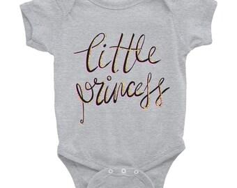 LIttle Princess Infant Bodysuit