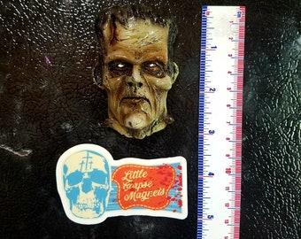 Classic Frankenstein magnet