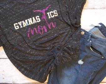 fbdc887365 Gymnastics Mom Shirt   Gymnast Shirt   Funny Mom T-Shirts   Mom Life Shirt    Graphic Tee   Gifts for Her   Gymnastics Shirt   Mom Shirt
