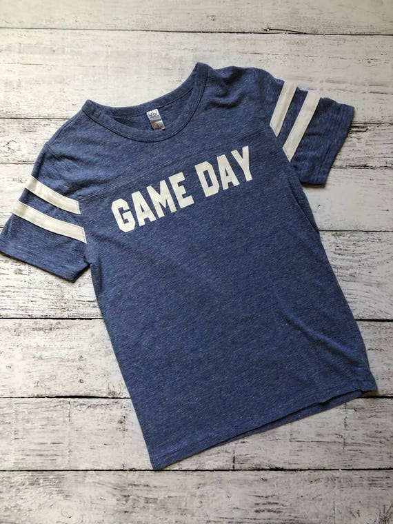 7656050edd03 Game Day Shirt   Football Shirt   Fall Shirt   Mom T-Shirts