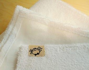 Waterproof terry bed sheet 160x200