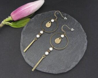 Art deco earrings etsy