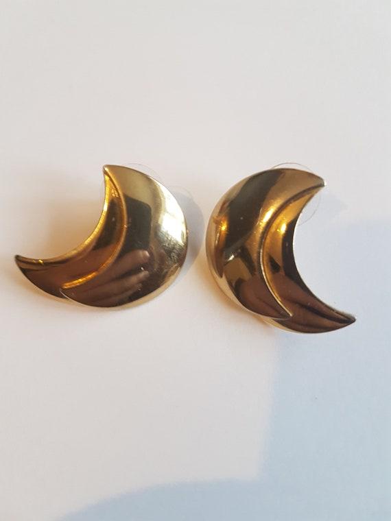 Half moon studs - image 1