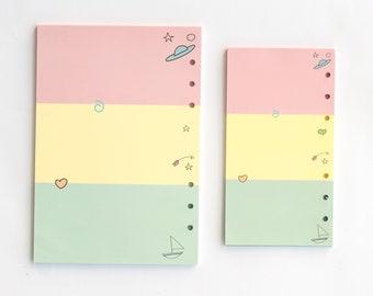 image regarding Cute Planner Refills named Lovely planner inserts Etsy