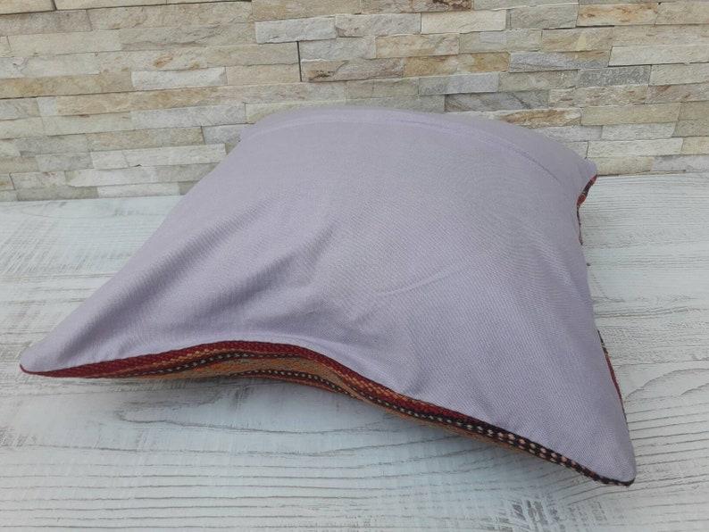 Home living Kilim cushion Home design Decorative pillow Boho pillow Kilim pillow Turkish pillow Wintage pillow Kilim pillow cover