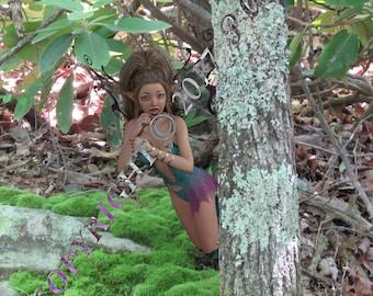 Fae in NC Woods1