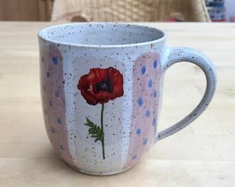 Big Mug Poppy