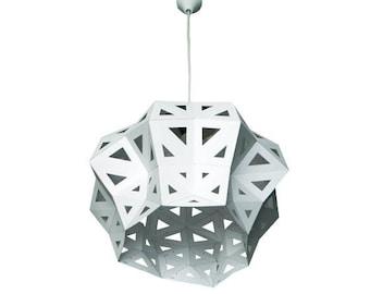 Light Shade Papercraft, Lamp Shade, Creative Decoration, DIY Deco