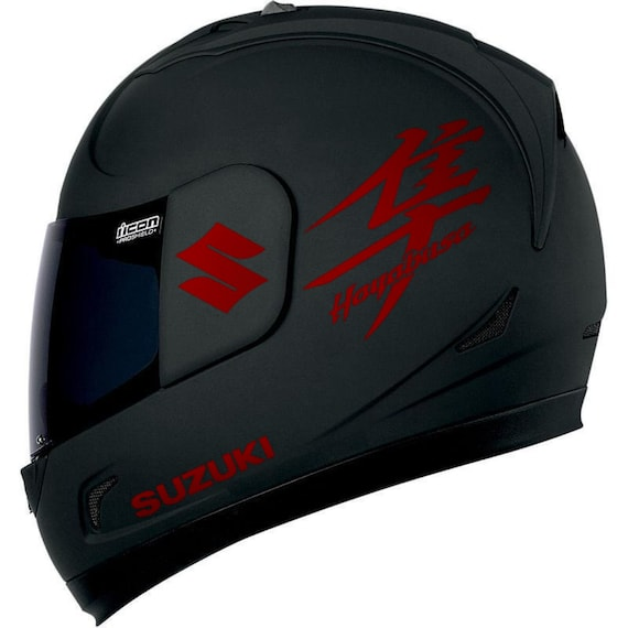 Suzuki Hayabusa Decal Sticker 1300 Aufkleber