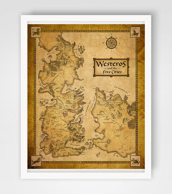 Game of Thrones Map, Westeros Map, Map Of Essos, Game Of Thrones print, Game Of Thrones Wall Map on game of thrones maps hbo, game of thrones win or die, game of thrones white walkers, game of thrones posters, game of thrones globe, game of thrones winter, game of thrones book, game of thrones diagram, game of thrones pins, game of thrones letter, game of thrones castles, game of thrones magazine, game of thrones review, game of thrones kit, game of thrones garden, game of thrones hardcover, game of thrones table, game of thrones wildlings, game of thrones war, game of thrones maps pdf,