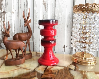 Mid Century candle holder