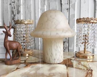 Mushroom Lamp by Peill & Putzler