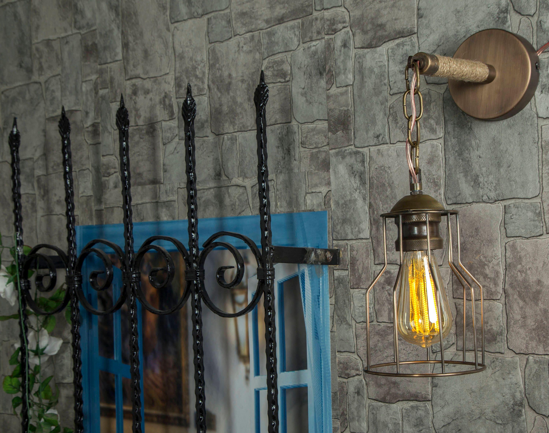 Käfig Licht Anhänger Beleuchtung Wandleuchte