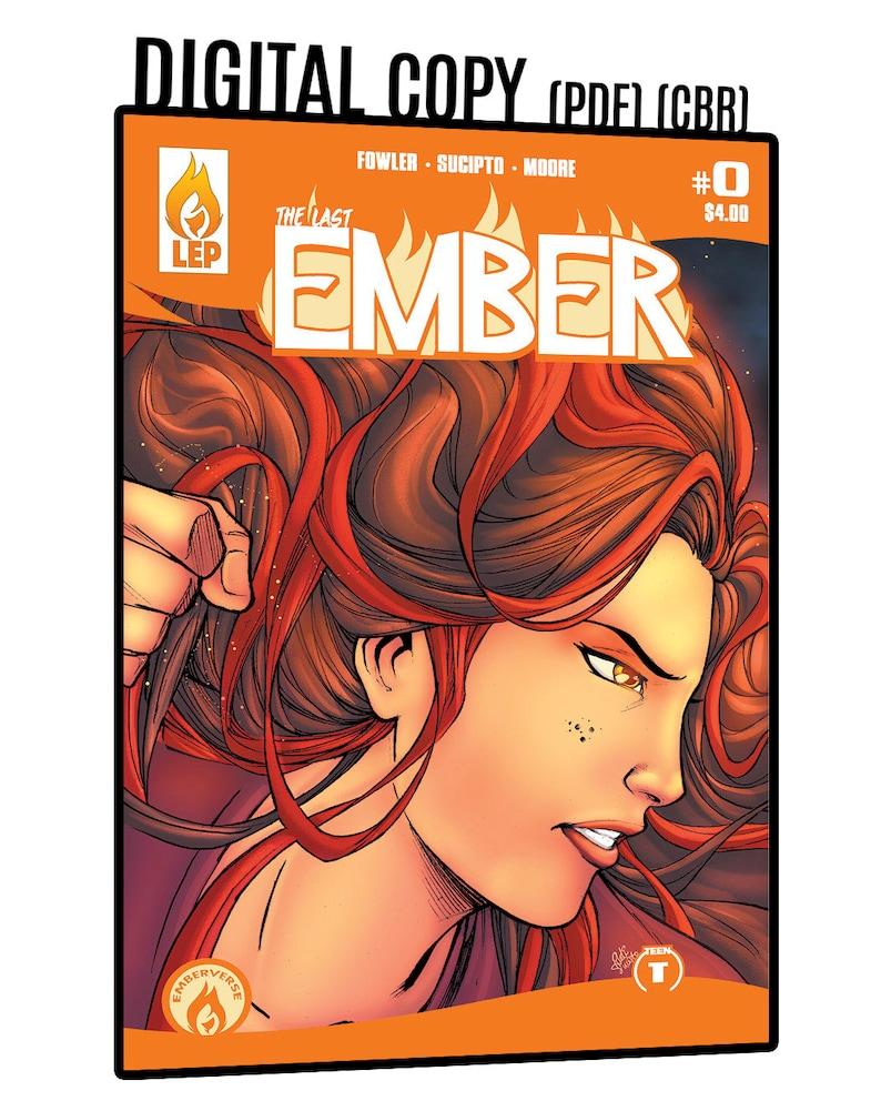 The Last Ember  Issue 0  PDF  DIGITAL COPY  Emberverse  image 0