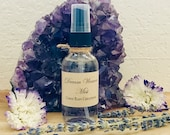 Dream Weaver Mist * Relaxation * Insomnia * Sleep * Valentines * Stress Relief * Linen Spray * Lavender * Amethyst * Apothecary * Dreaming *