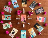 Year Ahead Tarot Reading * Tarot Cards * Tarot Reading * Tarot Deck * Intuitive Reading