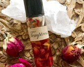 Temptress Essential Oil Perfume * Love * Sensual * Attraction * Gypsy * Valentines Gift * Magic * Elixir * Goddess * Essential Oil Perfume