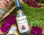 Buddhaful Meditation Spray * Spiritual Gift * Meditation * Buddhism * Crystal Healing * Chakras * Essential Oils * Valentines * Mindful