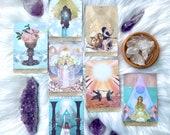 Gypsy Seven Tarot Reading * Tarot Cards * Divination * Mothers Day * Gypsy Reading * Tarot Reader * Intuition * Christmas * Spiritual Gift