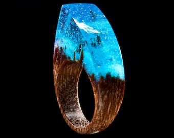 Resin Wood Ring