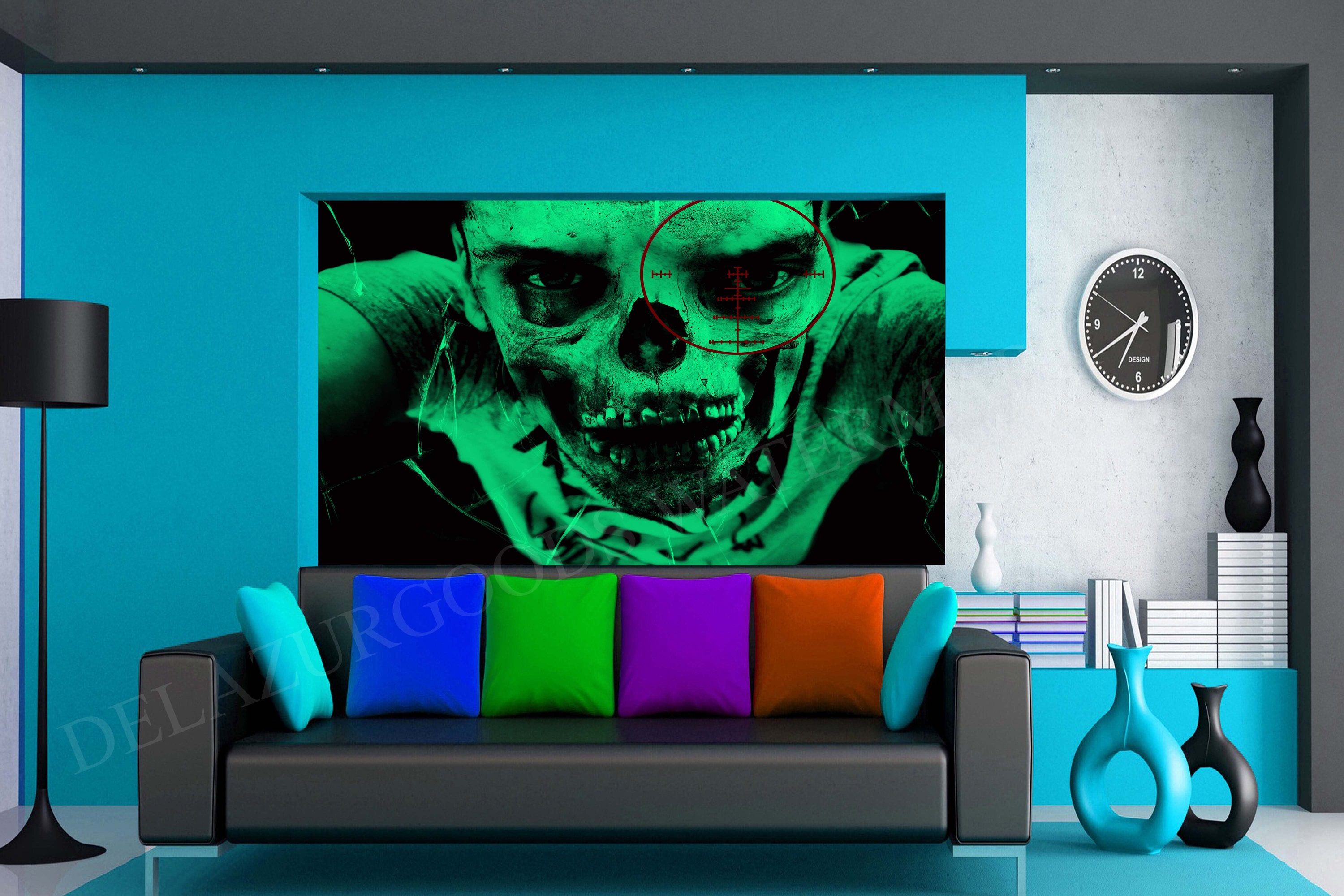 Radioactive Zombie Wallpaper Radioactive zom...