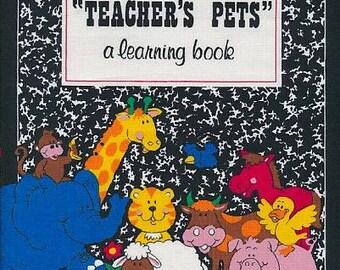 Teacher's Pet assembled childrens story book