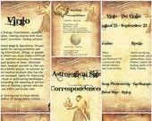 Virgo Astrological Sign C...
